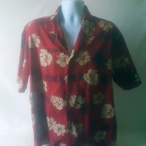 CT Hawaii Fashions men's button-down shirt